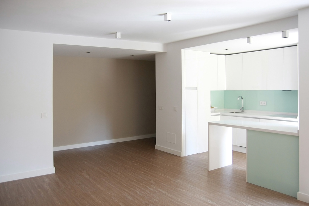 Fant stico piso minimalista imagen ideas de decoraci n - Reformar casa presupuesto ...